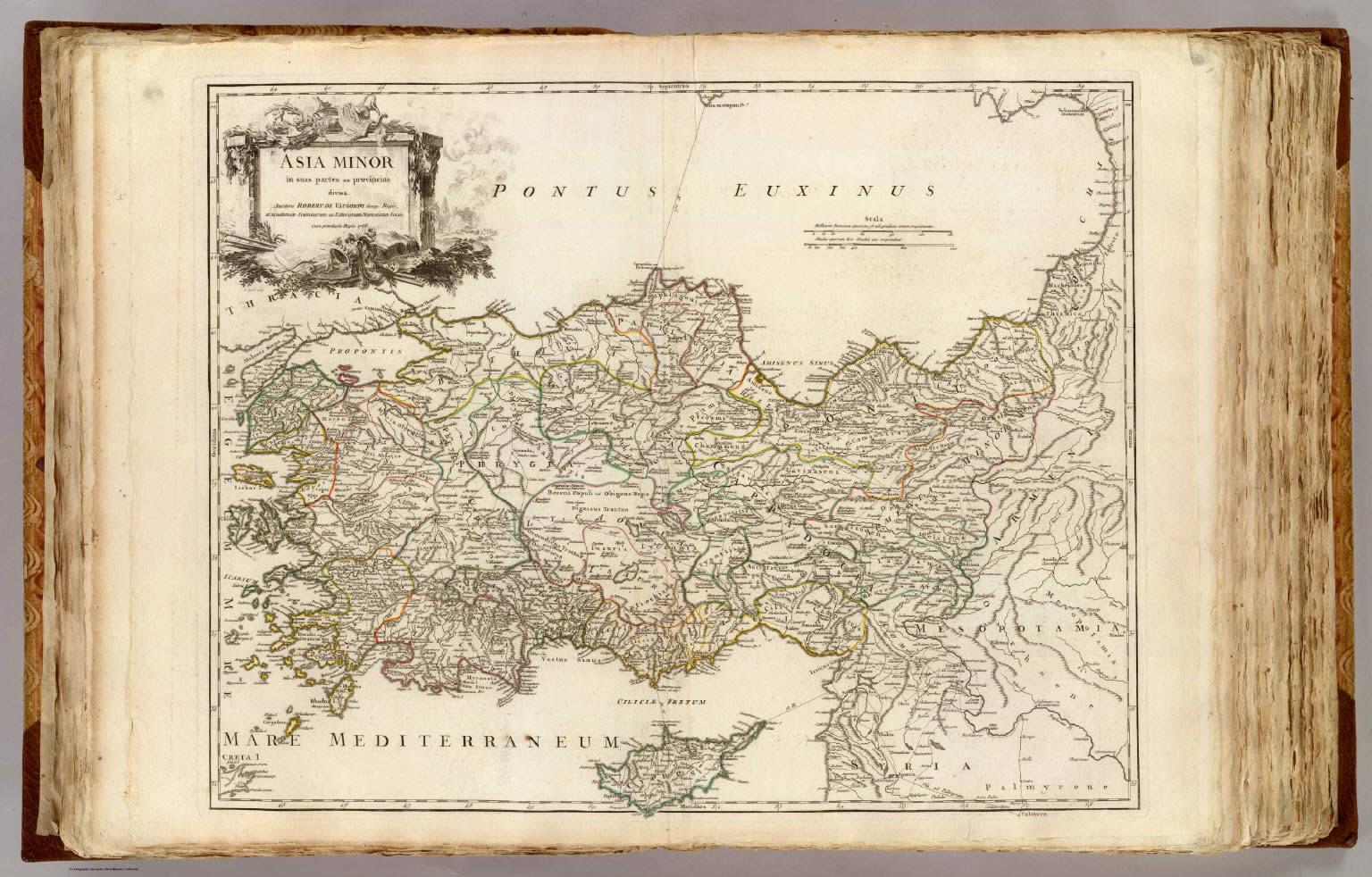 Bible Map Of Asia Minor.Ancient Turkey Map Anatolia Map Historical Biblical Anatolia Map