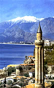 Footsteps of St. Paul in Anatolia Tour - Antalya