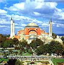 The Seven Churches of Revelation Istanbul - Hagia Sofia - St. Sofhia