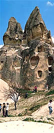 Footsteps of St Paul Tour - Cappadocia
