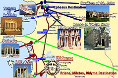 Create Your Ephesus Tour