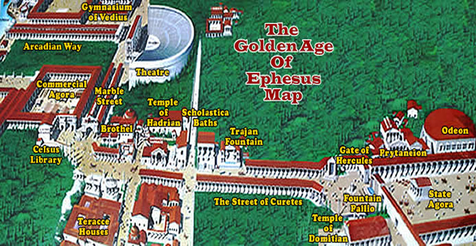 Create Your Ephesus Tour, Ephesus Meeting Pilgrim Tour, Ephesus St. John Basilica Tour, St. John