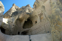 Rock Church in Cappadocia