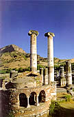 Biblical Sites in Turkey - Sardes